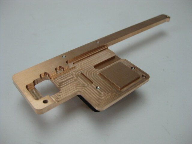 Anfi-tec Wasserkühler - Entstehungsgeschichte   Technic3D